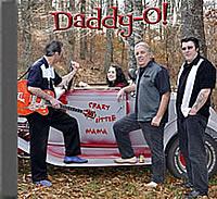 "Daddy-O! ""Crazy Little Mama"" CD"
